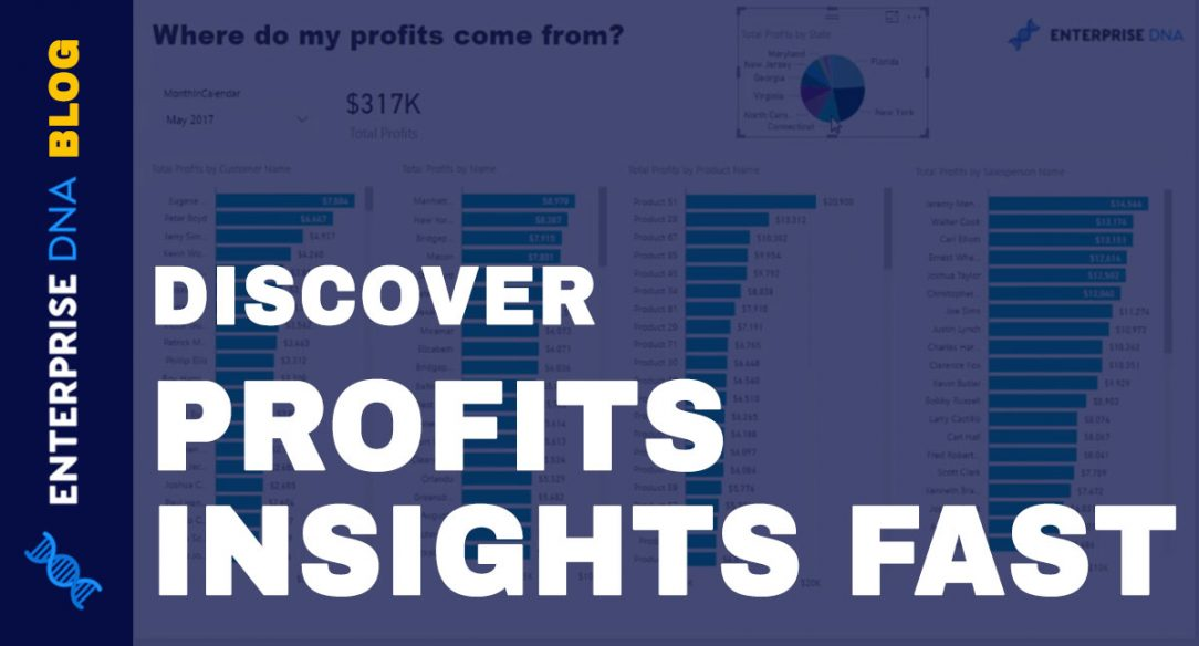 Learn Where Your Profit Comes From Fast in Power BI wSimple DAX