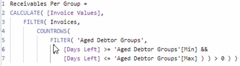 grouping in Power BI
