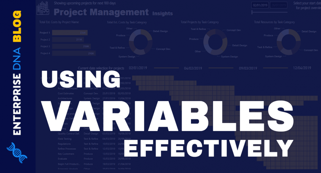 Why Using Variables Is A Better Way To Write DAX Measures - Power BI Admin Advice