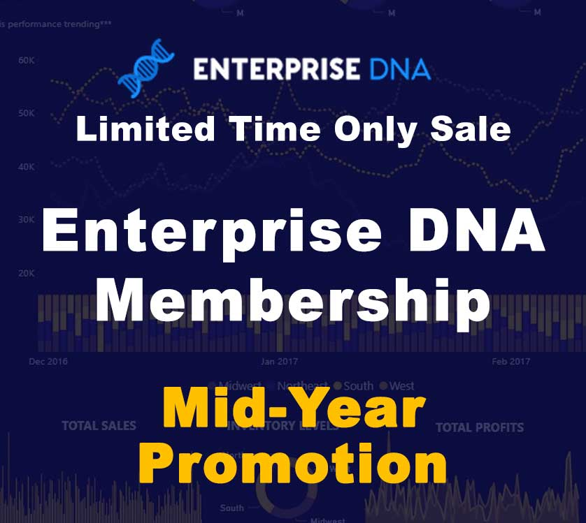 Membership -Mid-Year Promotion - Enterprise DNA