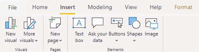 Visualization Options in Power BI