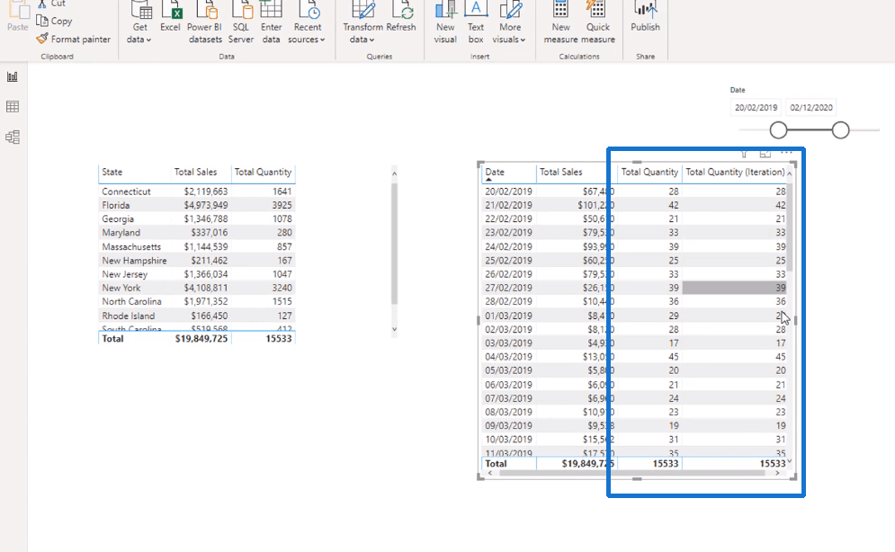 Filter Context vs Row Context