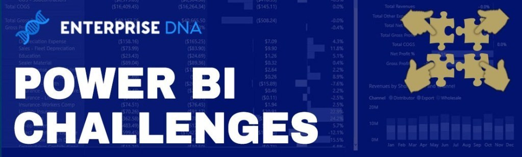 Power BI Challenges
