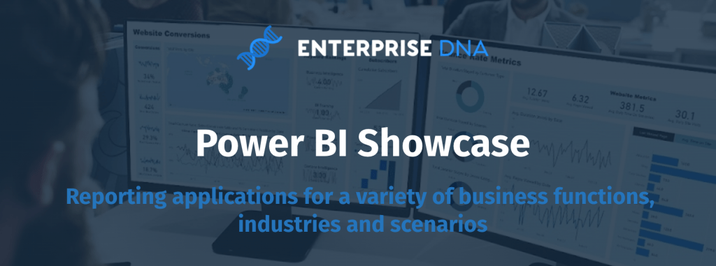 Power BI Showcase