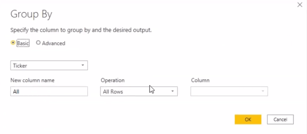power query in power bi