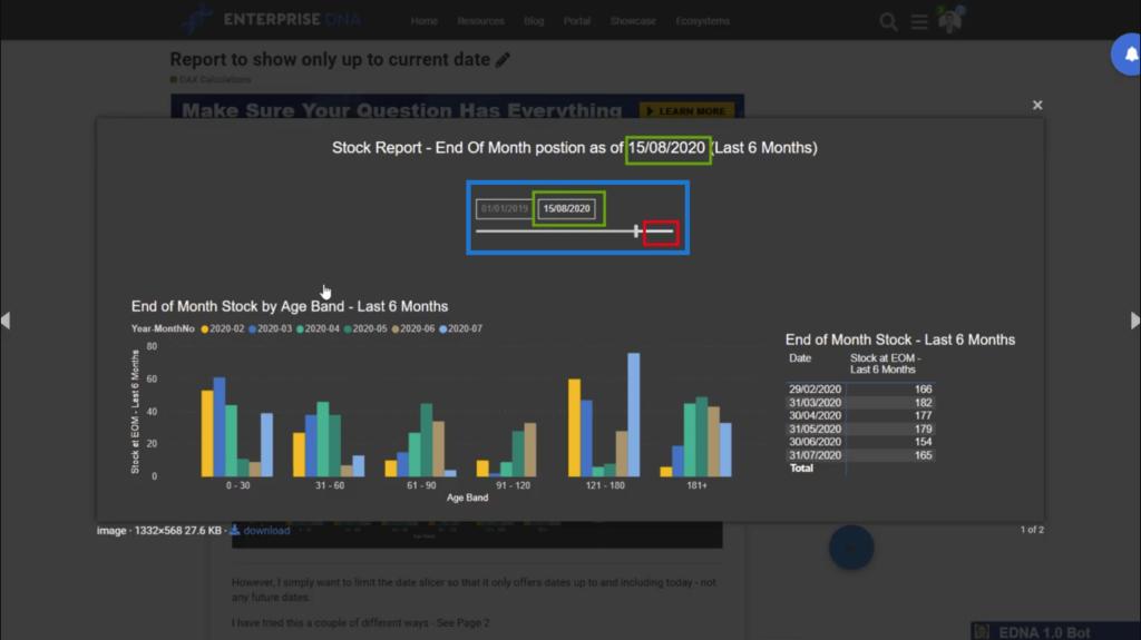 compare data