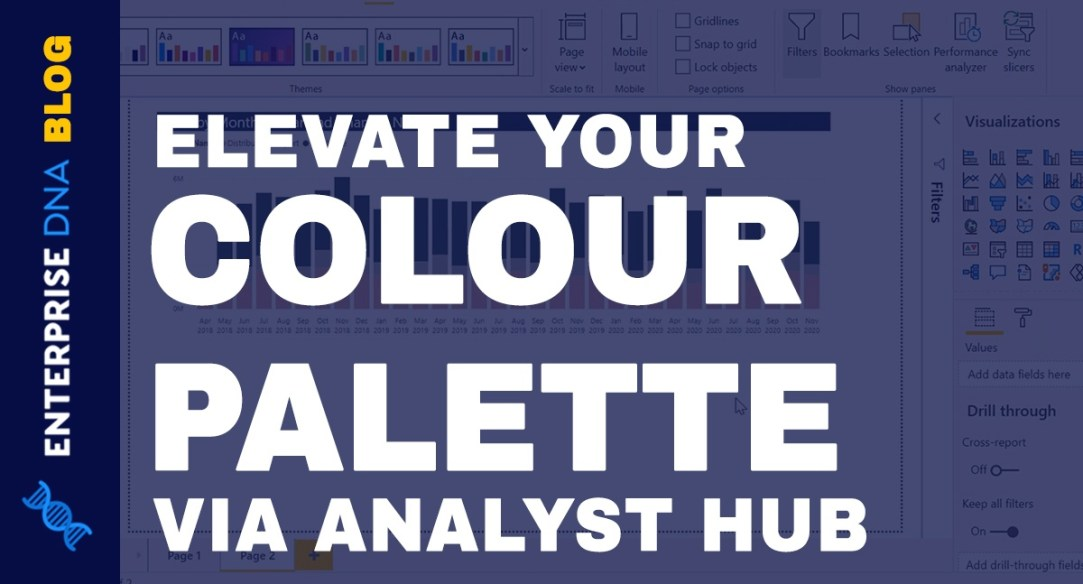 Elevate Your Color Palette Via The Analyst Hub Community