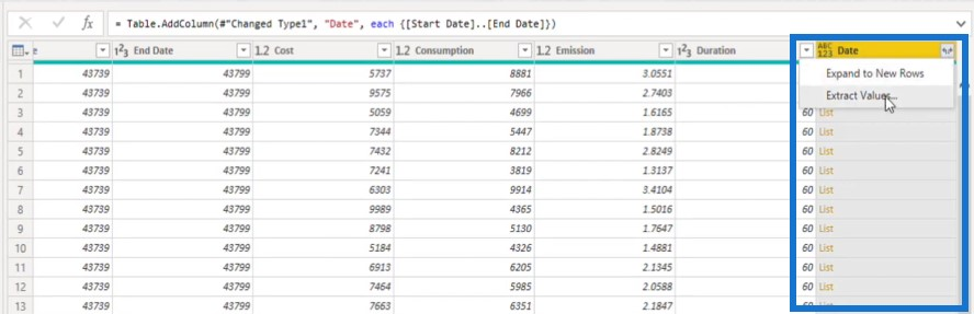 data granularity
