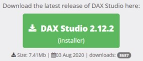 what is DAX Studio