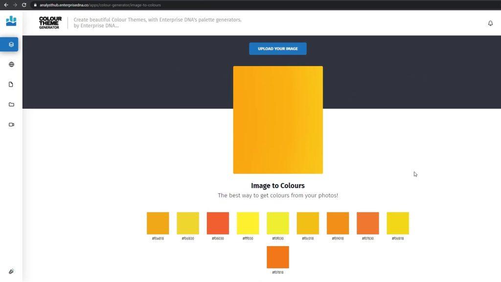 custom visual report