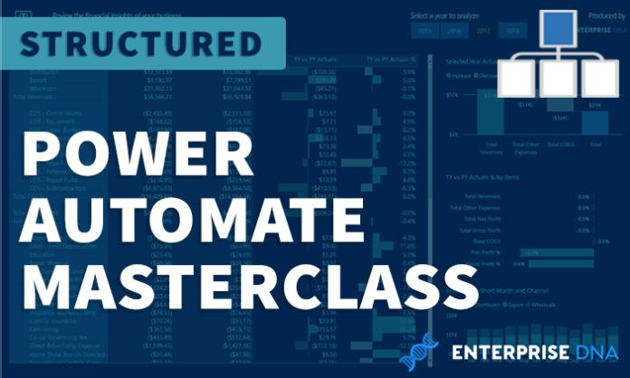 new enterprise dna masterclasses