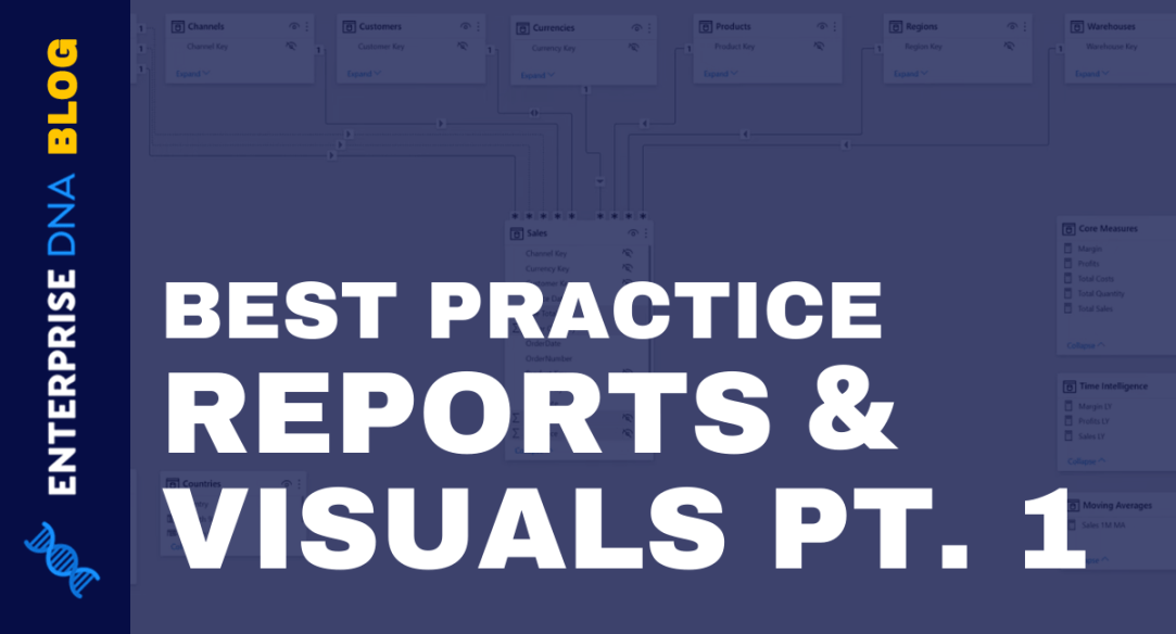 Power BI Report Examples And Best Practices – Part 1