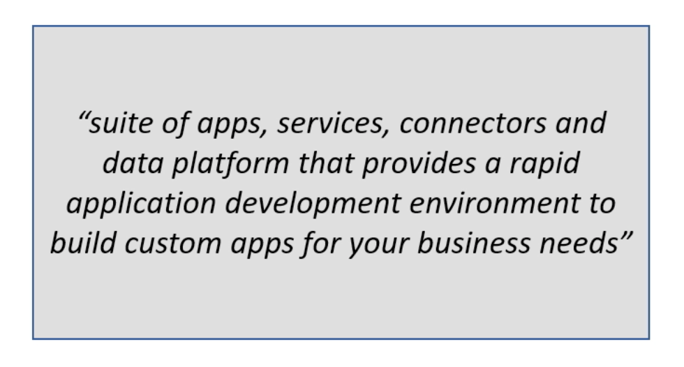 power apps introduction