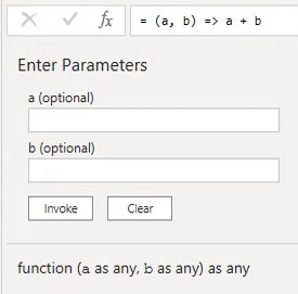 Function Query