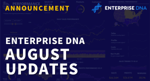Enterprise DNA Updates For August – New Courses, Showcases And More